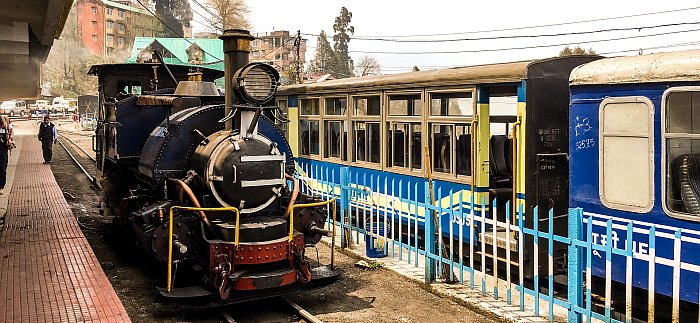 Darjeeling Toy Train