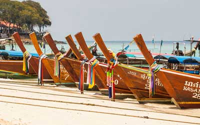 Thailand tour travel