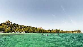 Port Blair , Havelock Island
